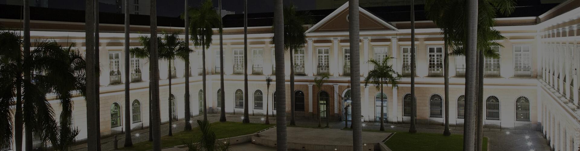 RIO DE JANEIRO - ARQUIVO NACIONAL - FOT. ADRIANO AMARO