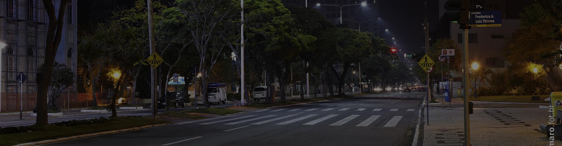 ITAJAÍ - LED - AV MARCOS KONDER - FOT. ADRIANO AMARO