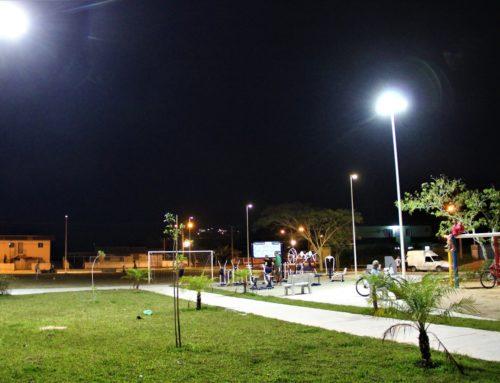 Palhoça investe em melhorias na iluminação pública
