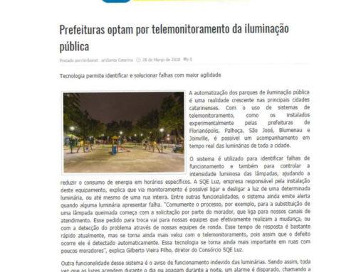 Portal frisa a importância do telemonitoramento da iluminação pública realizado pela SQE LUZ