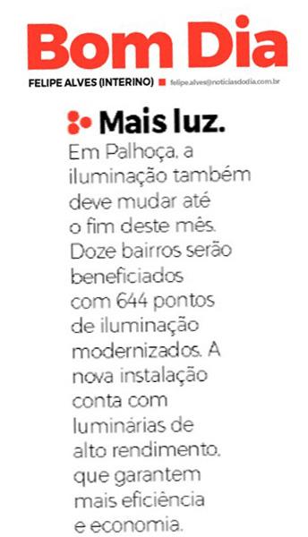 11.05.2018 - Notícias do Dia - Felipe Alves