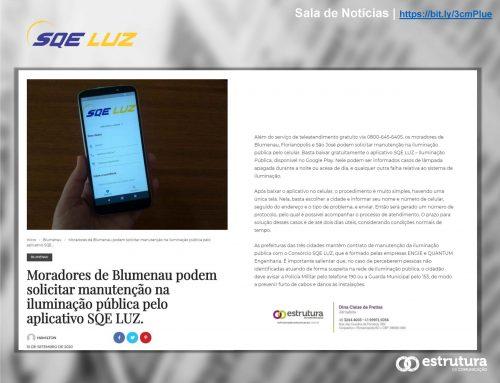 Jornal Sala de Notícias News reforça os meios de contato para solicitar serviços.